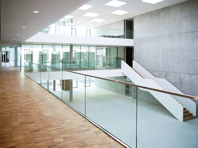 Architekten für Hochschule Uni Pausenhalle