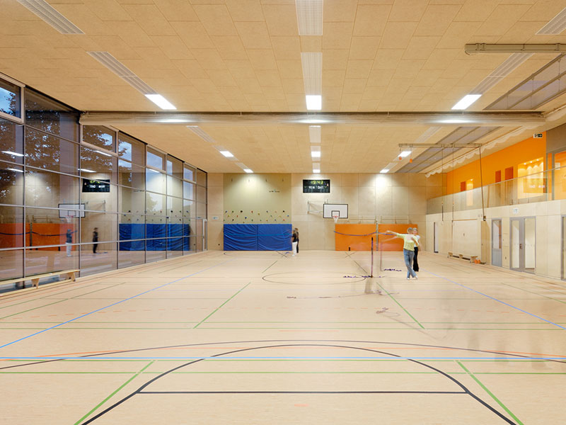 Architekten finden für Neubau und Erweiterungsbau von Schulen, Kitas, Sporthallen