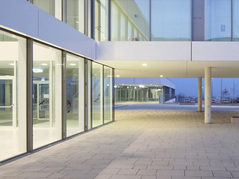 Architekten finden Schule Kita