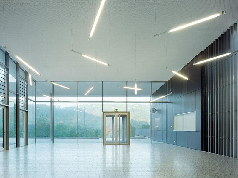 Architekten für den Bau von Schulen und Sporthallen