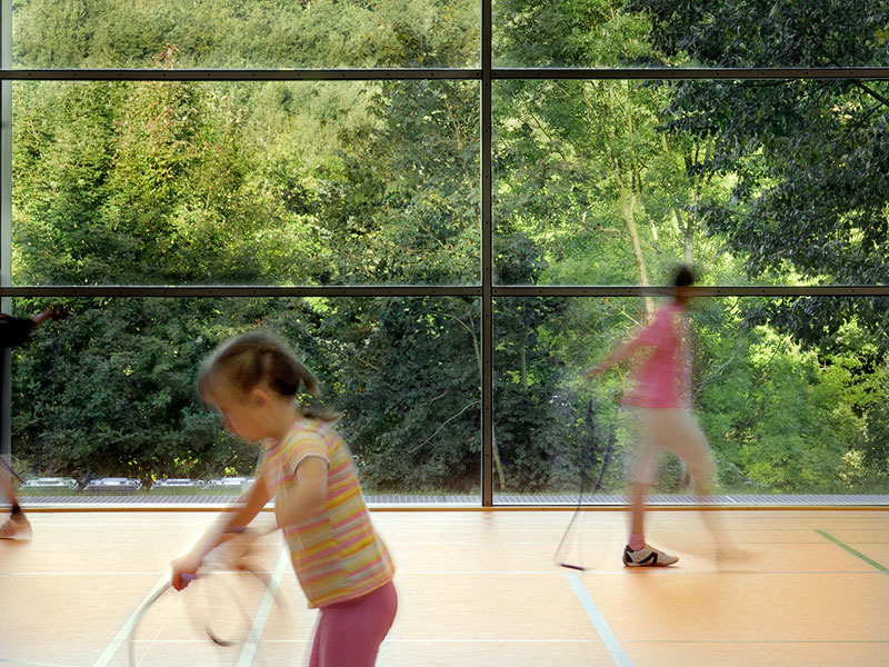 Architektur für Schulen, Kitas und Sporthallen
