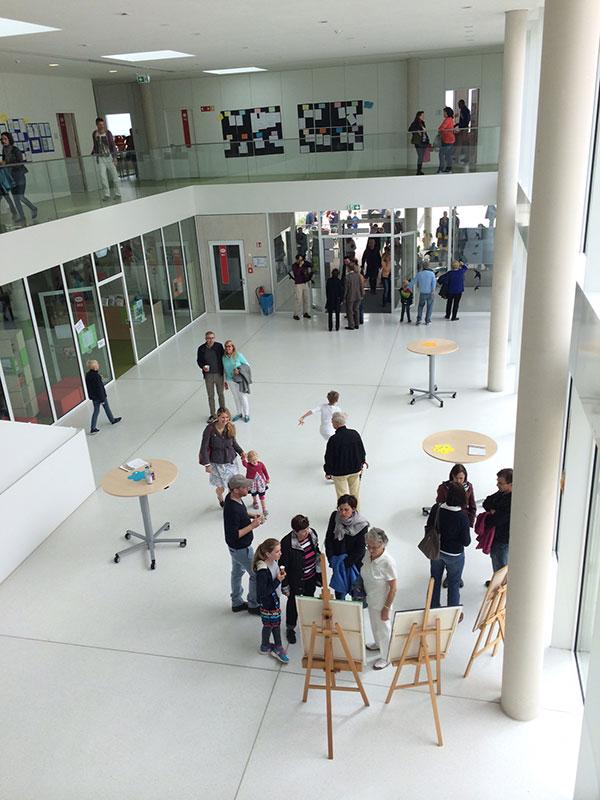 Architekten für den Bau von Schulen finden Sie bei Architektei Mey in Frankfurt am Main