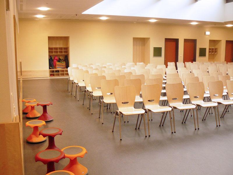 Architekten finden f r schulbau kita bau for Innenarchitektur schule
