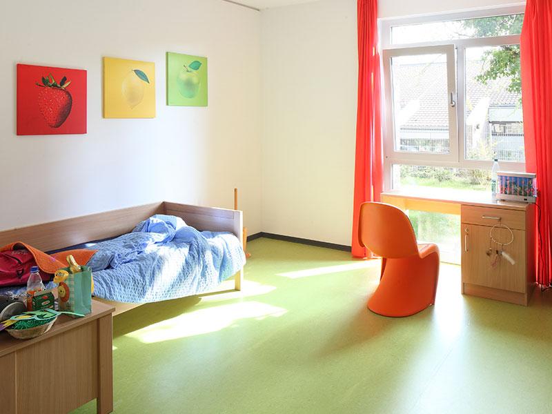 Kinderhaus Hofheim Inneneinrichtung Zimmer