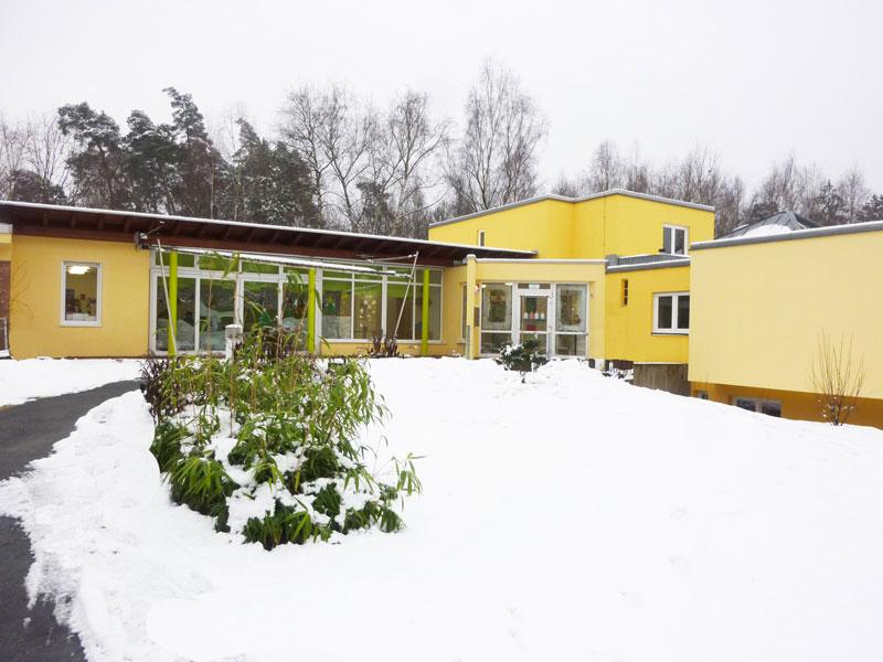 umbau kinderhaus jona offenbach