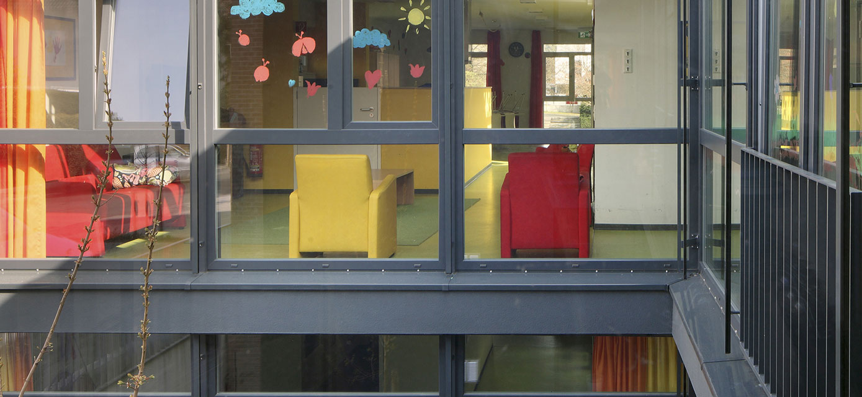 Kinderhaus Jonathan Neubau Architektei Mey