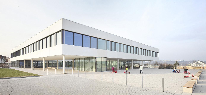 Grundschule Bad Soden Neubau Architekt Bernd Mey